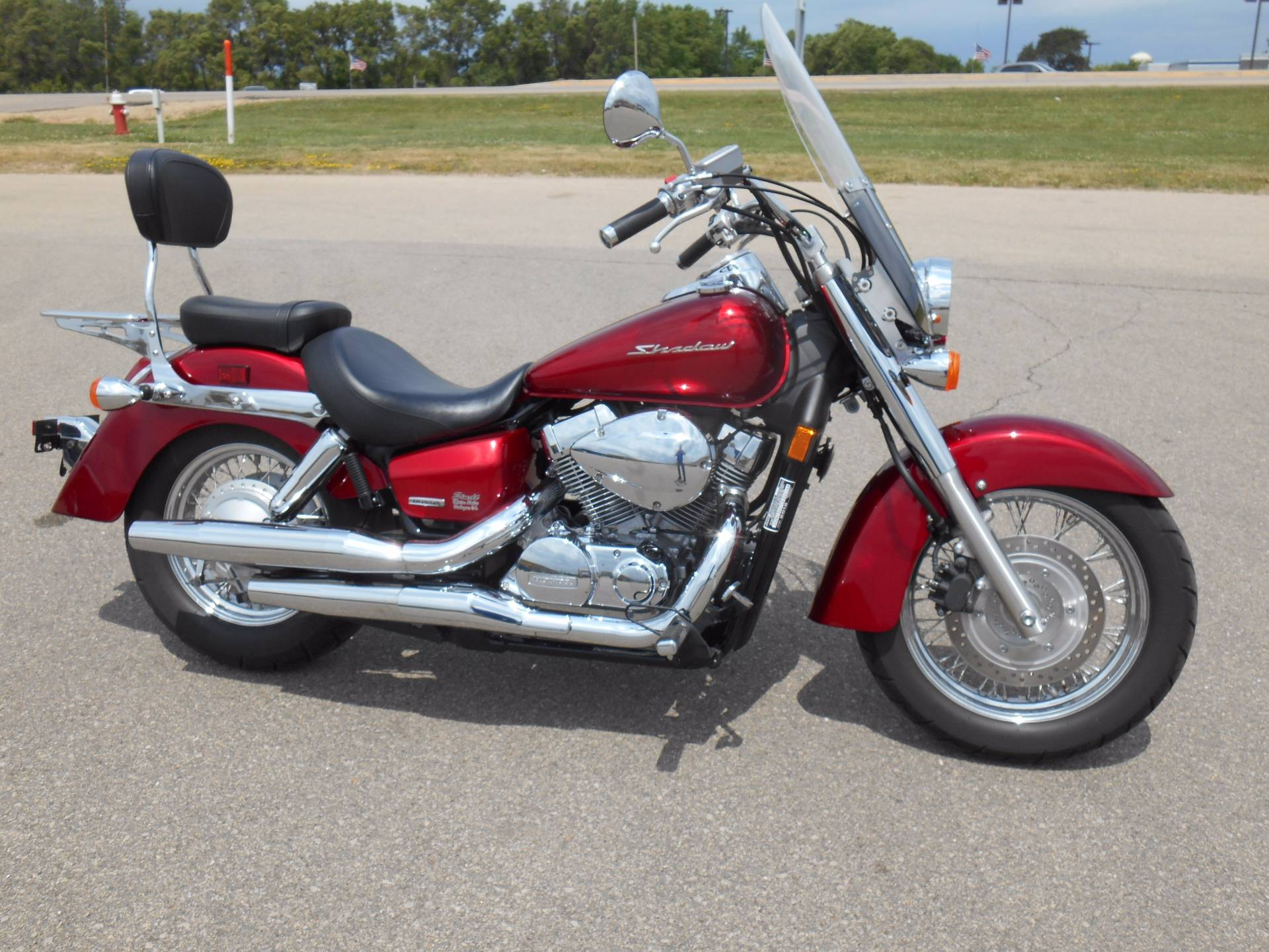 2012 Honda VT750 Aero in Dubuque, Iowa