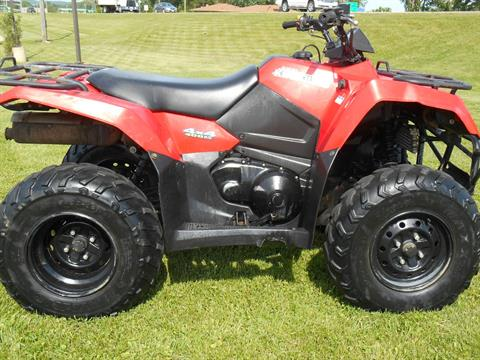 2015 Suzuki KingQuad 400ASi in Dubuque, Iowa