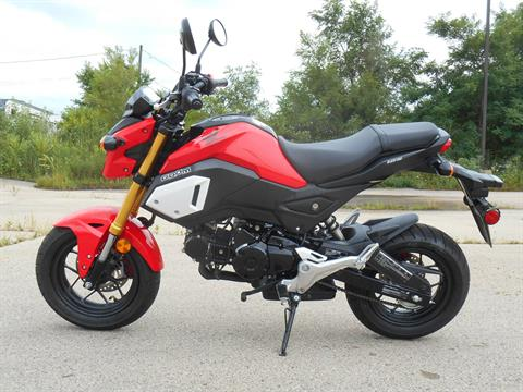 2019 Honda Grom in Dubuque, Iowa - Photo 5