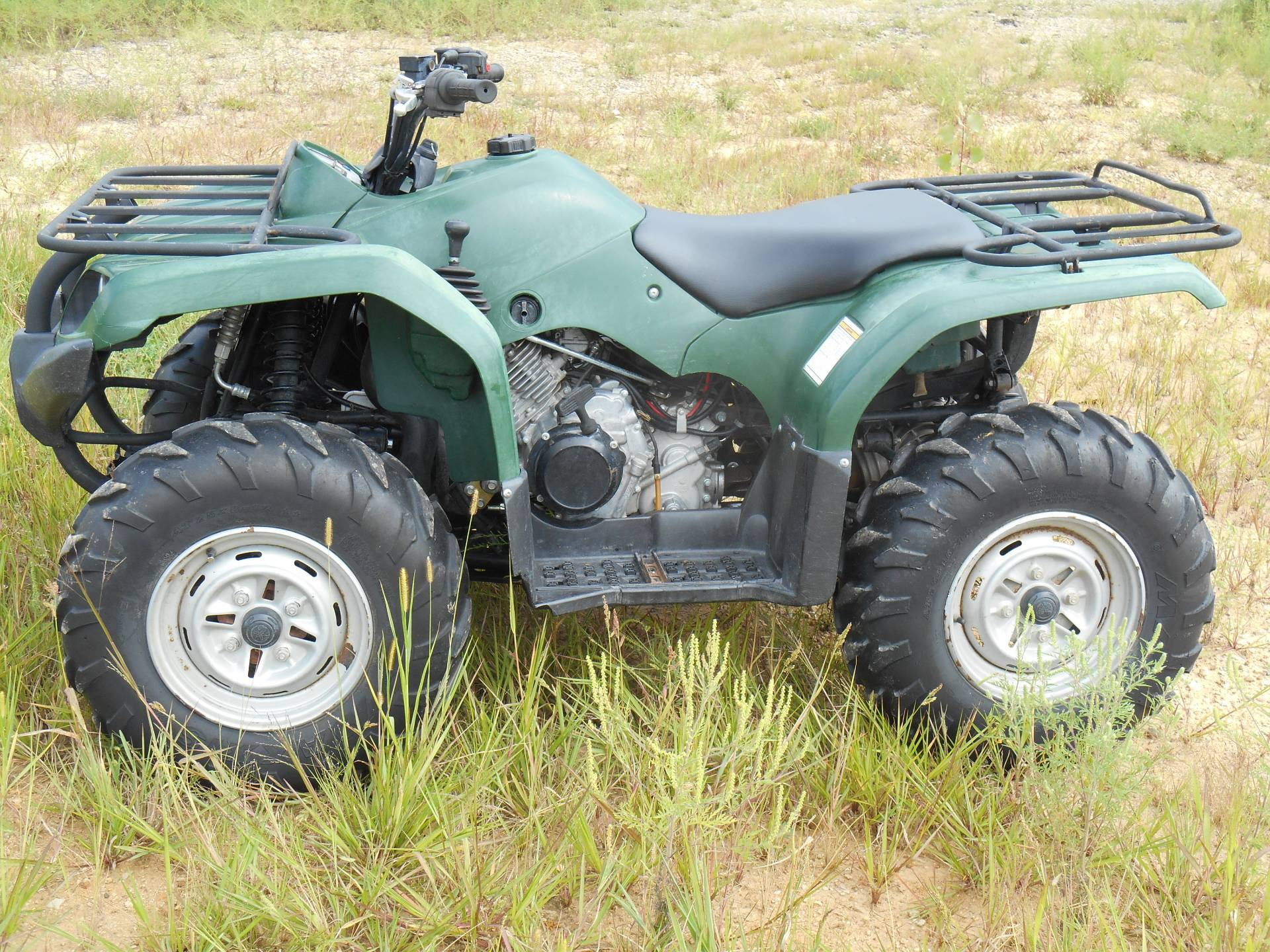 Used 2008 Yamaha Grizzly 350 IRS Auto. 4x4 ATVs in Dubuque, IA ...