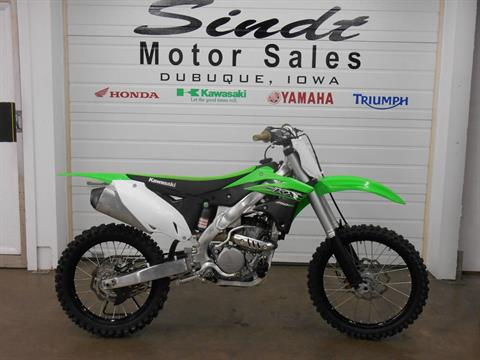2015 Kawasaki KX™250F in Dubuque, Iowa