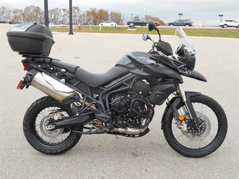 2012 Triumph Tiger 800 XC ABS in Dubuque, Iowa
