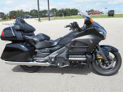 2014 Honda Gold Wing® Navi XM in Dubuque, Iowa