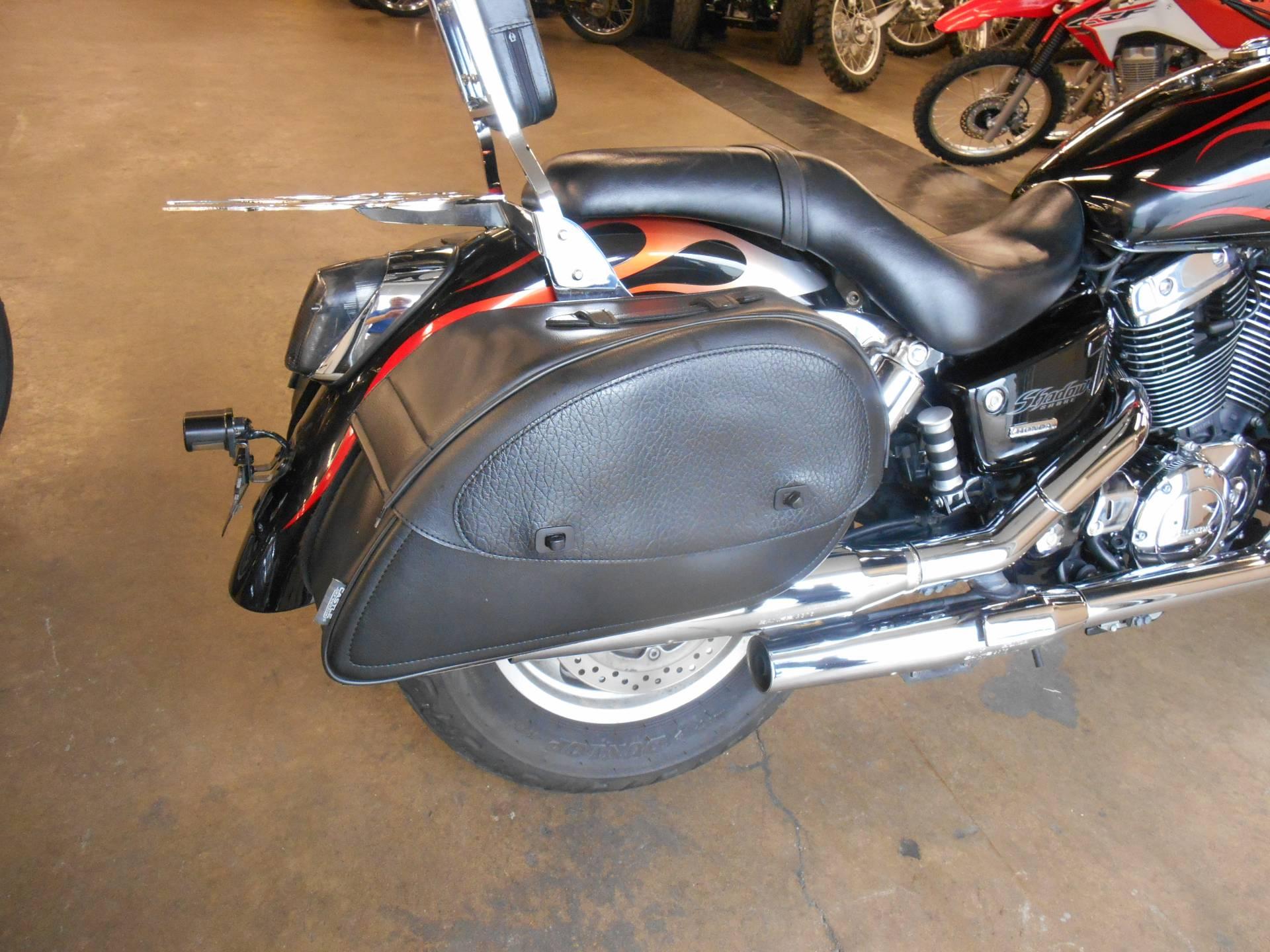 Used 2005 Honda Shadow Sabre 1100 Motorcycles In Dubuque Ia Fuel Filter Iowa