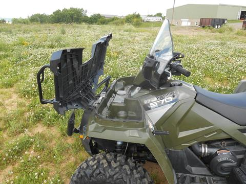 2015 Polaris Sportsman® X2 570 EPS in Dubuque, Iowa