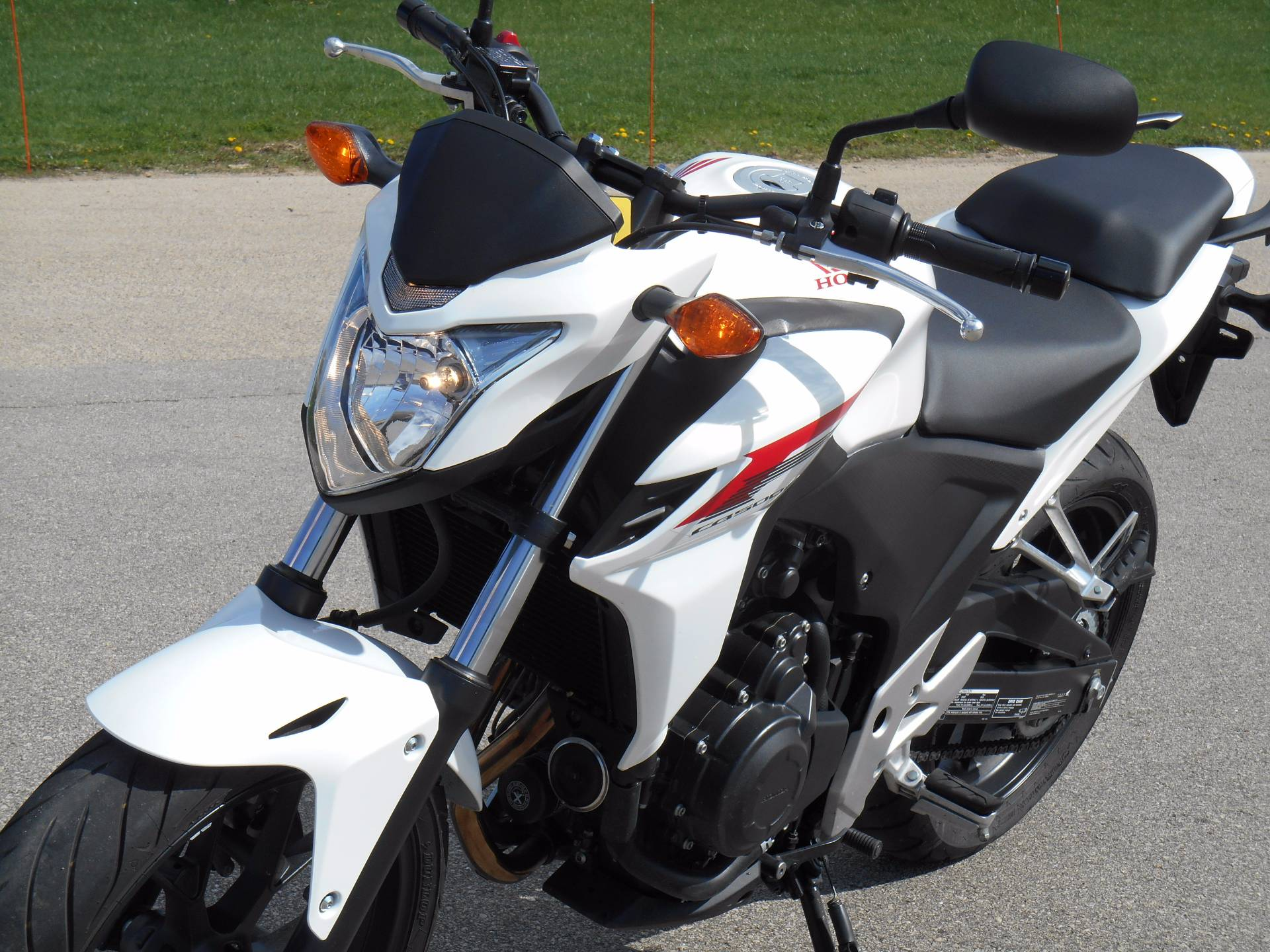 2014 Honda CB500F in Dubuque, Iowa