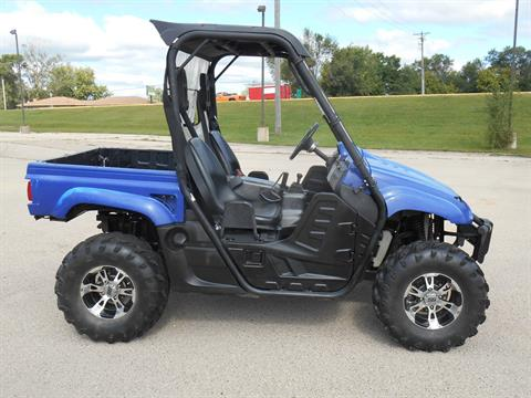 2009 Yamaha Rhino 700 FI Auto. 4x4 in Dubuque, Iowa