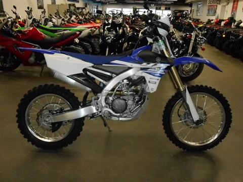 2015 Yamaha YZ250FX in Dubuque, Iowa
