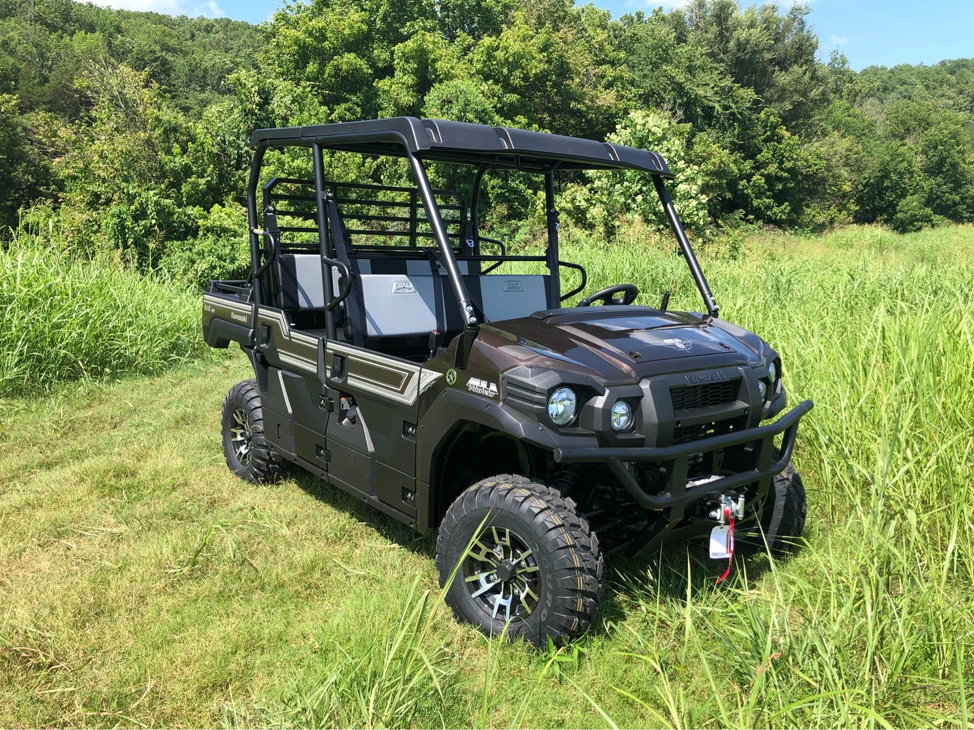 2020 Kawasaki Mule Pro Fxt Ranch Edition In Dubuque Iowa