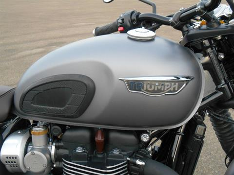 2018 Triumph Bonneville T120 Black in Dubuque, Iowa - Photo 5