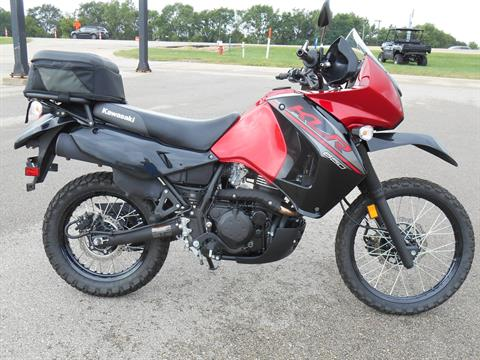 2017 Kawasaki KLR650 in Dubuque, Iowa