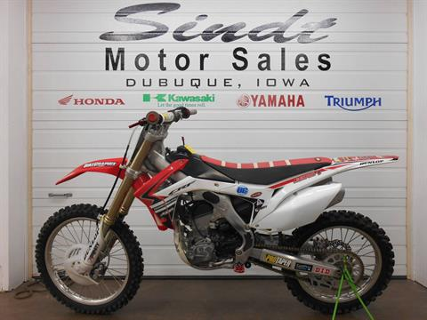2014 Honda CRF®250R in Dubuque, Iowa