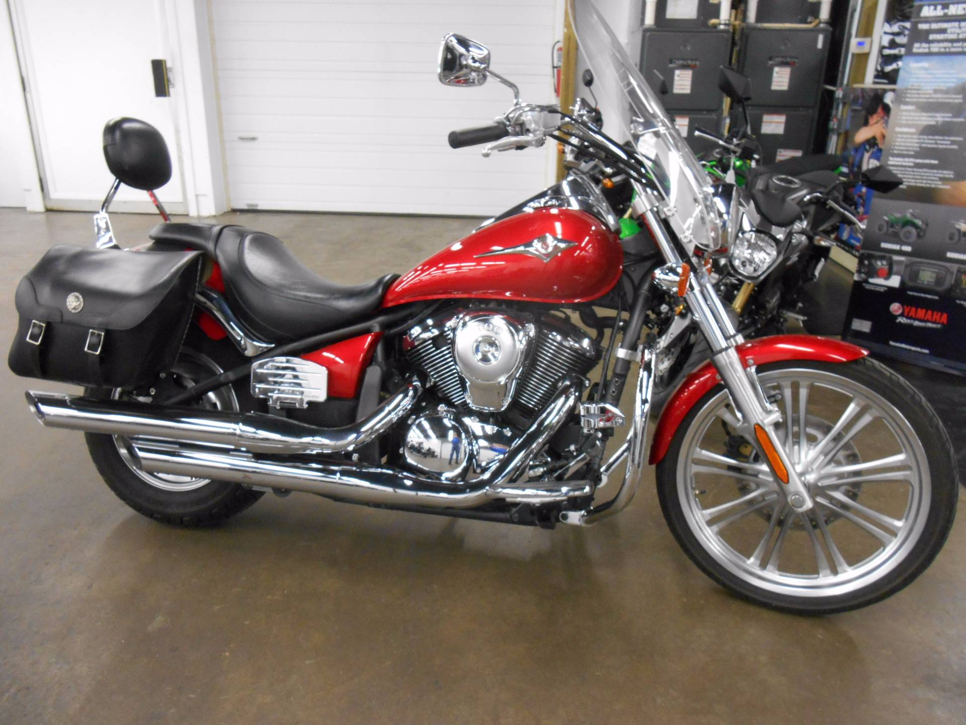 2010 Kawasaki Vulcan in Dubuque, Iowa