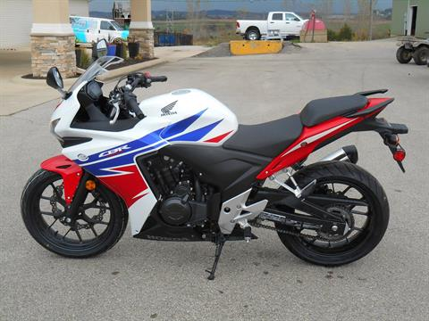 2014 Honda CBR®500R in Dubuque, Iowa