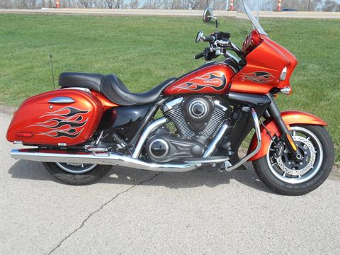2014 Kawasaki Vulcan® 1700 Vaquero® ABS SE in Dubuque, Iowa