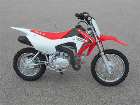 2016 Honda CRF110F in Dubuque, Iowa