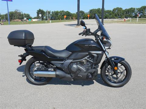 2014 Honda CTX®700N DCT ABS in Dubuque, Iowa