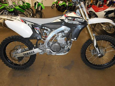 2010 Yamaha YZ450F in Dubuque, Iowa