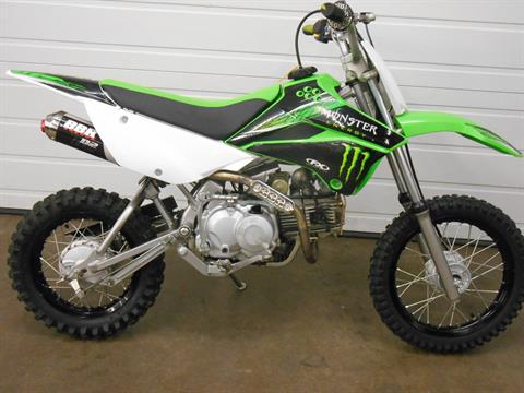 2014 Kawasaki KLX®110L in Dubuque, Iowa