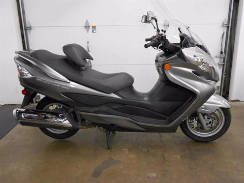 2007 Suzuki Burgman 400 in Dubuque, Iowa