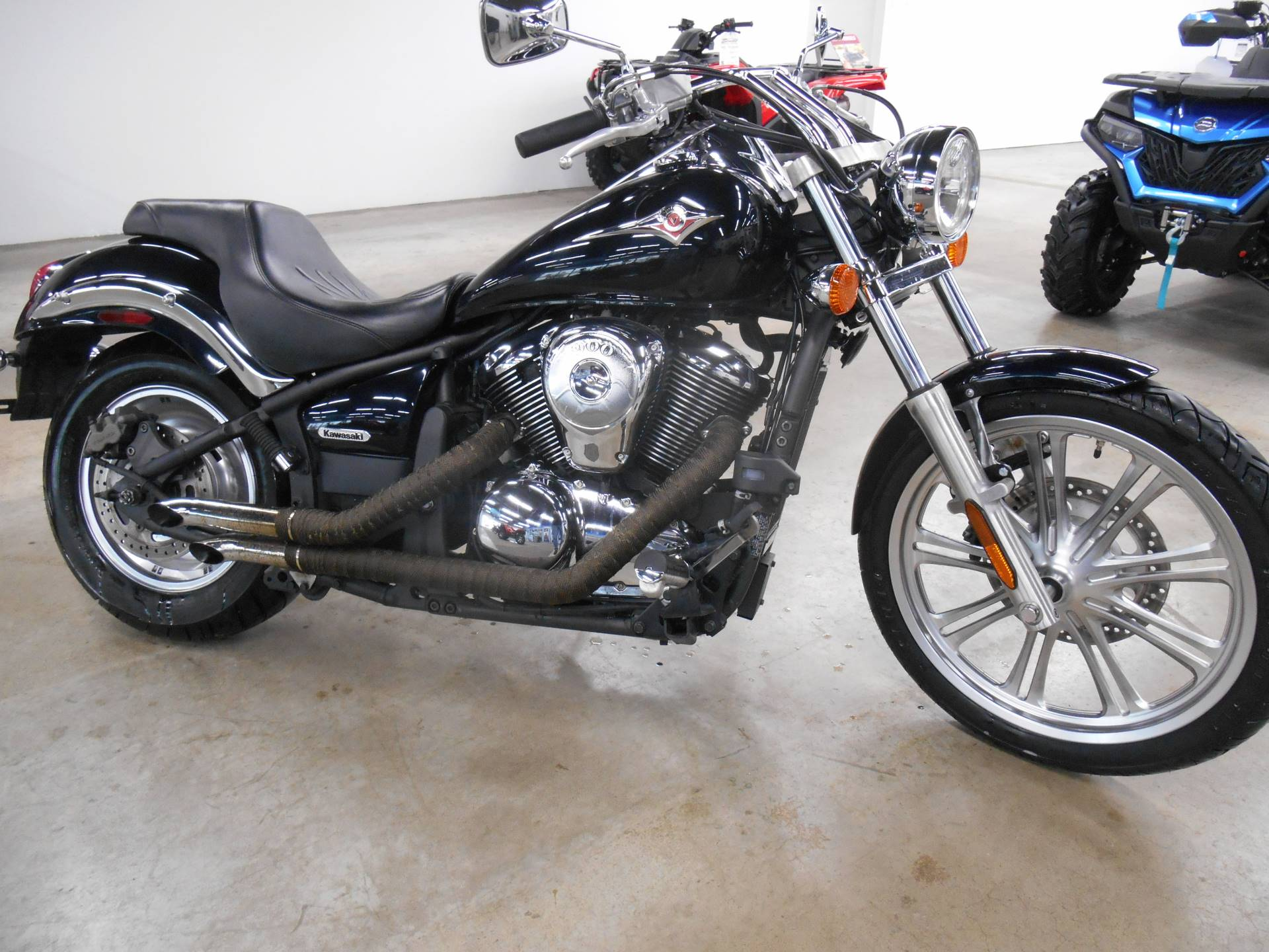 2009 Kawasaki Vulcan® 900 Custom in Dubuque, Iowa - Photo 1