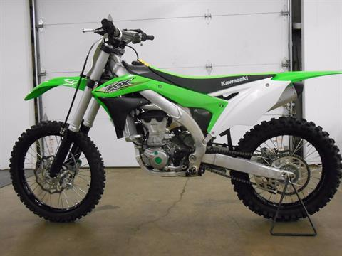 2017 Kawasaki KX450 in Dubuque, Iowa