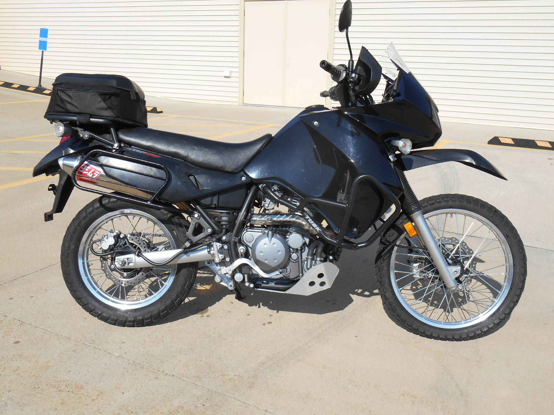Used 2009 Kawasaki KLR™650 Motorcycles in Dubuque, IA | Stock Number ...
