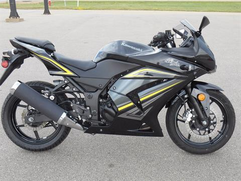 2012 Kawasaki Ninja 250 in Dubuque, Iowa