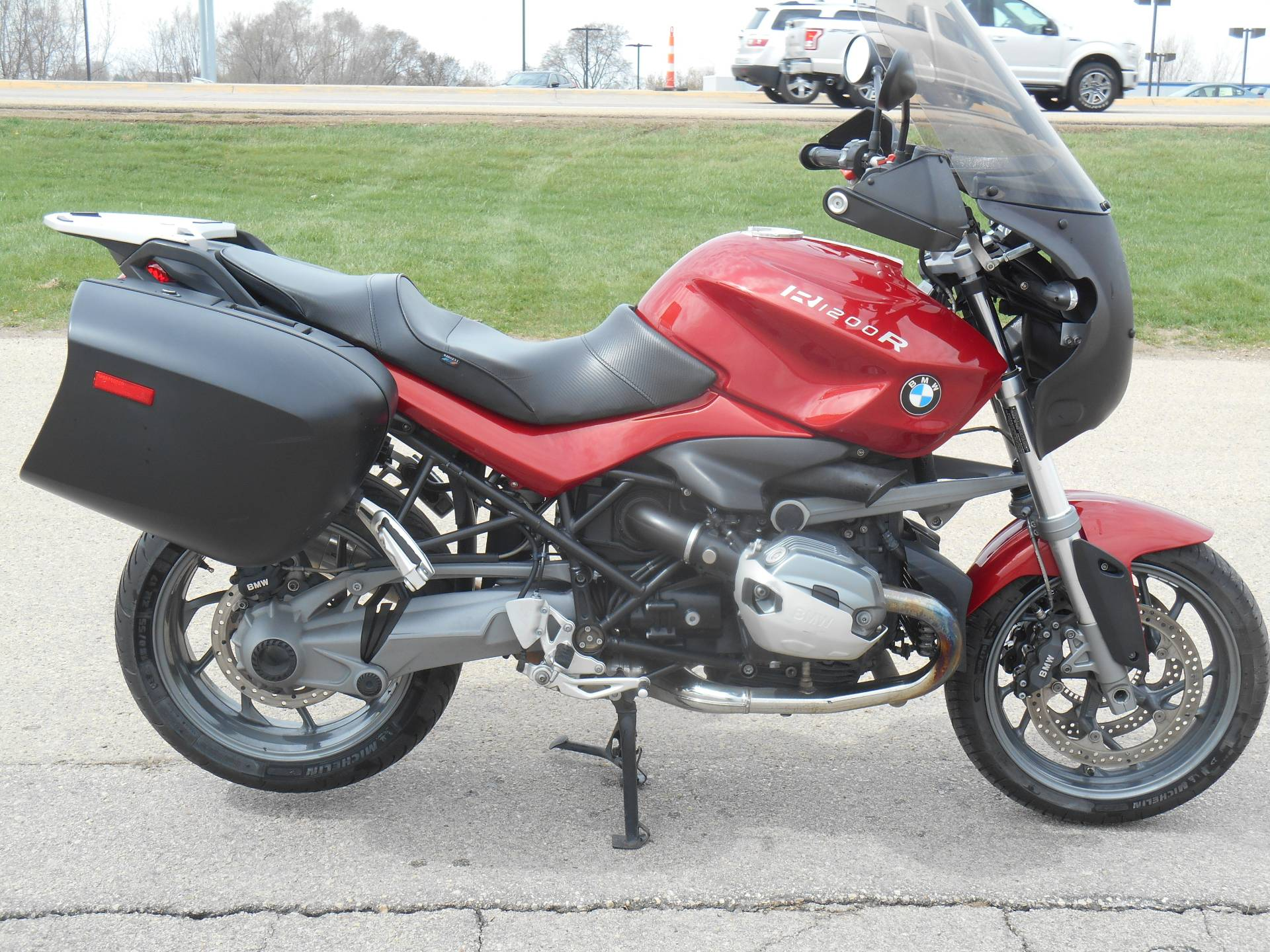 2012 BMW R 1200 R in Dubuque, Iowa