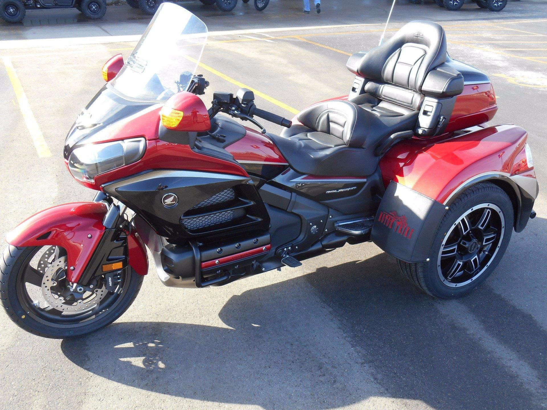 Honda motortrike goldwing gl1800 motorcycles for sale for Tilting motor works dealers