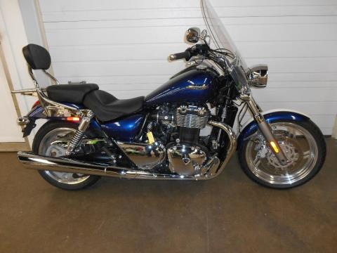 2012 Triumph Thunderbird ABS - Pacific Blue in Dubuque, Iowa