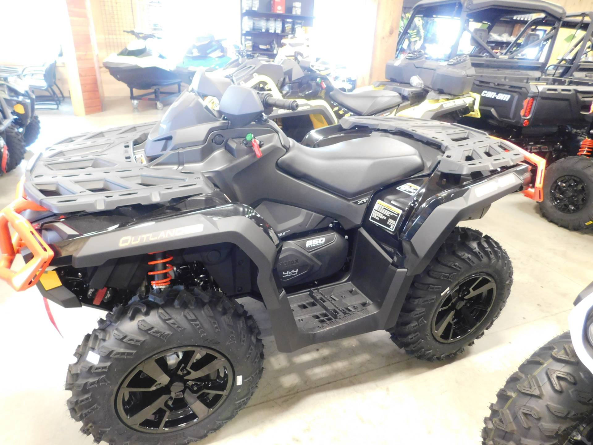 2019 Can-Am Outlander XT 850 in Sauk Rapids, Minnesota - Photo 1