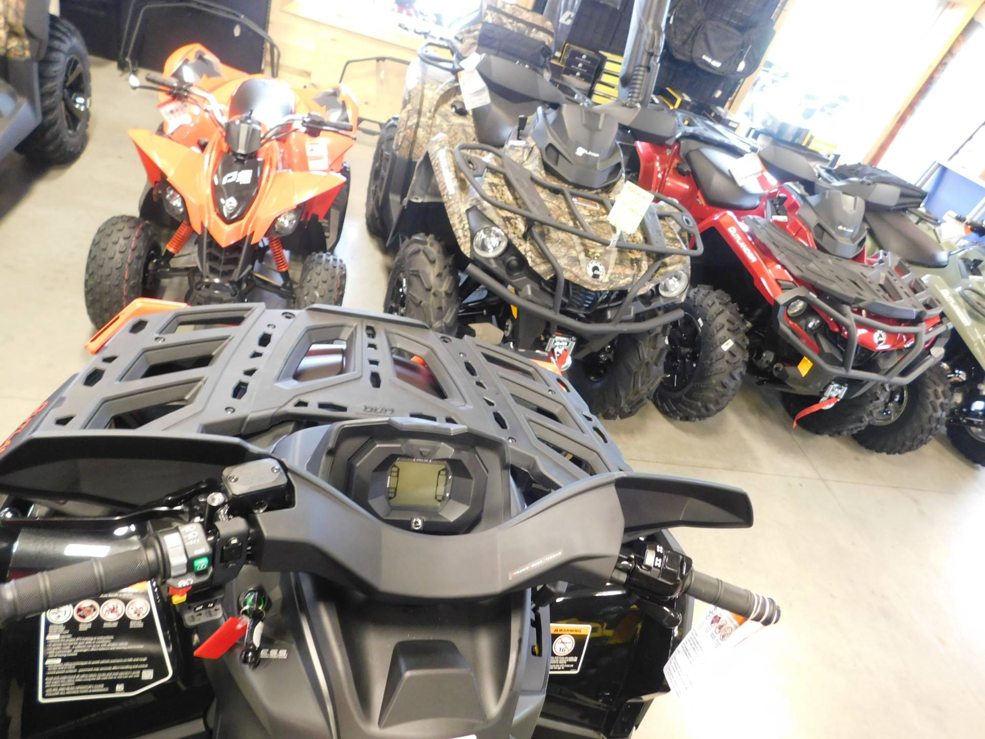 2019 Can-Am Outlander XT 850 in Sauk Rapids, Minnesota - Photo 3