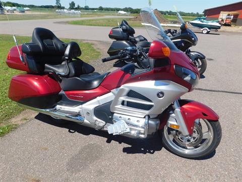 2012 Honda Gold Wing® Audio Comfort in Sauk Rapids, Minnesota - Photo 1