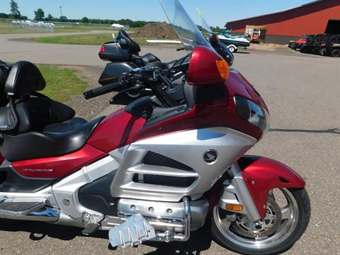 2012 Honda Gold Wing® Audio Comfort in Sauk Rapids, Minnesota - Photo 3