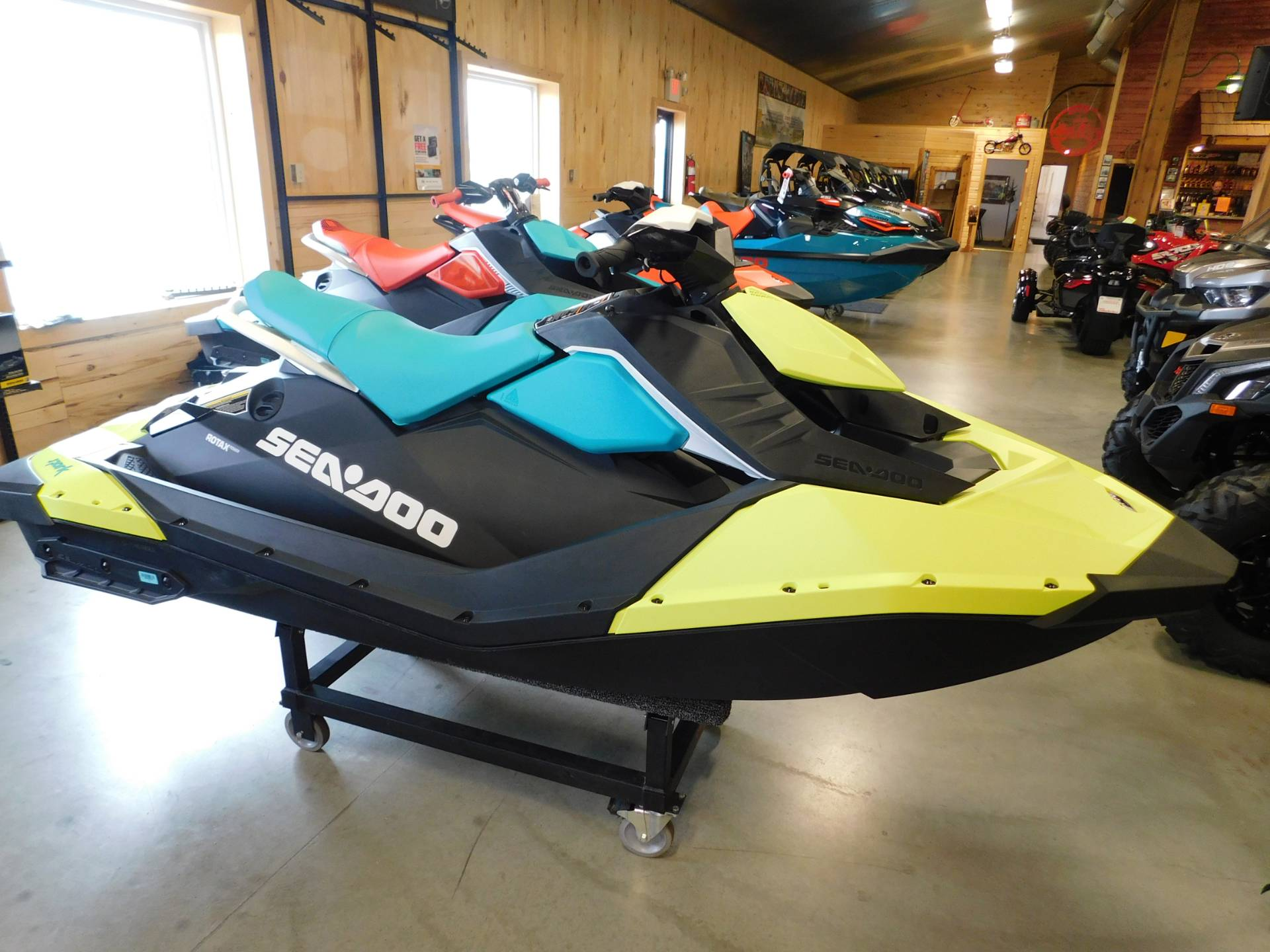 2018 Sea-Doo SPARK 2up 900 ACE in Sauk Rapids, Minnesota