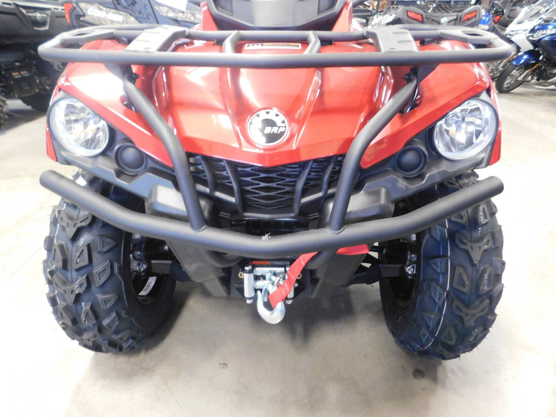 2019 Can-Am™ Outlander MAX XT 570 4
