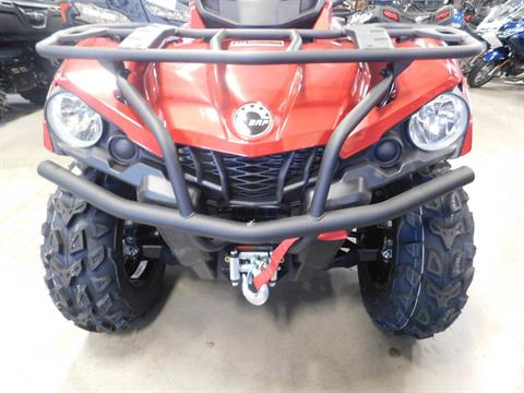 2019 Can-Am Outlander MAX XT 570 in Sauk Rapids, Minnesota - Photo 4