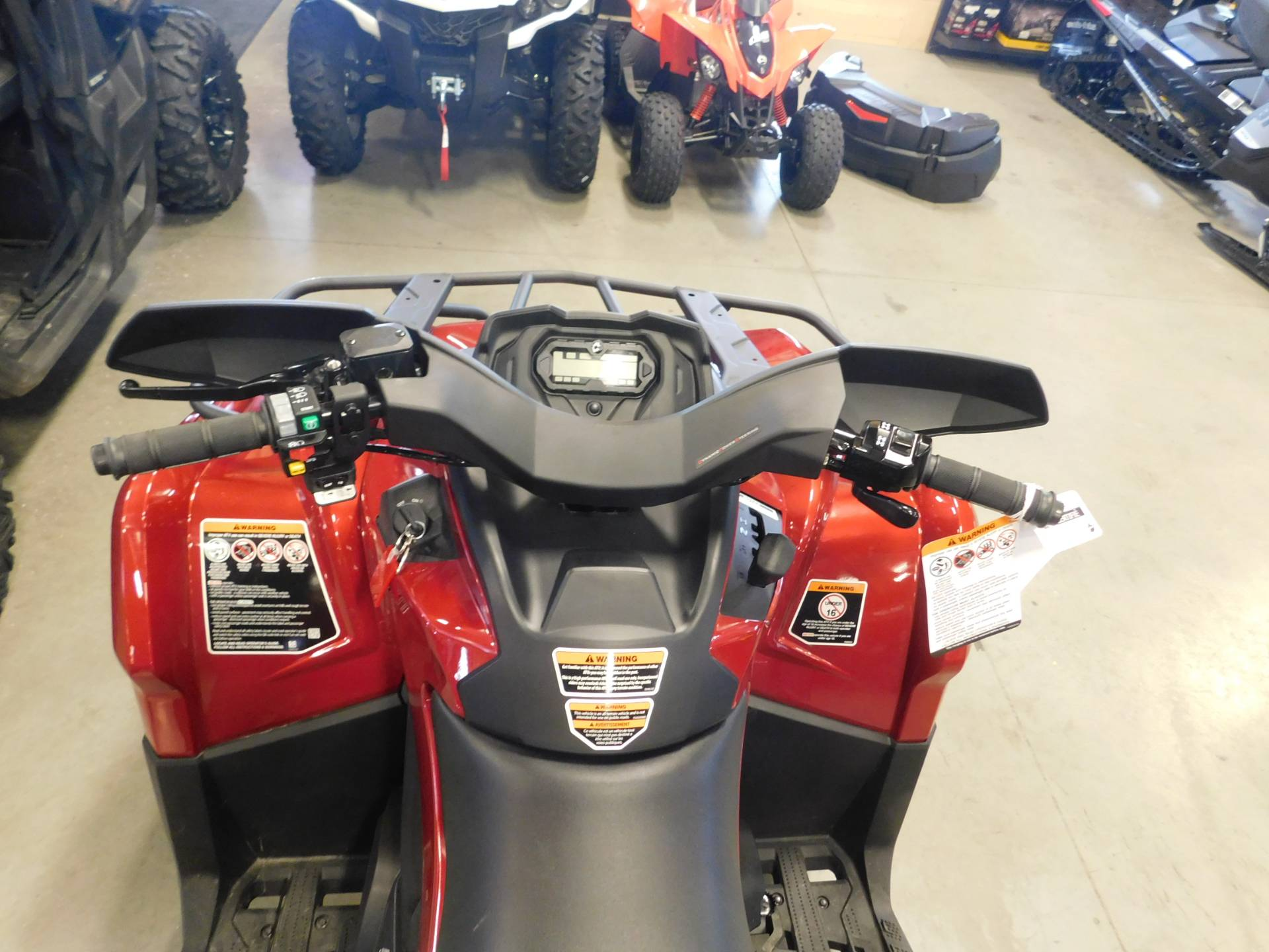 2019 Can-Am™ Outlander MAX XT 570 7