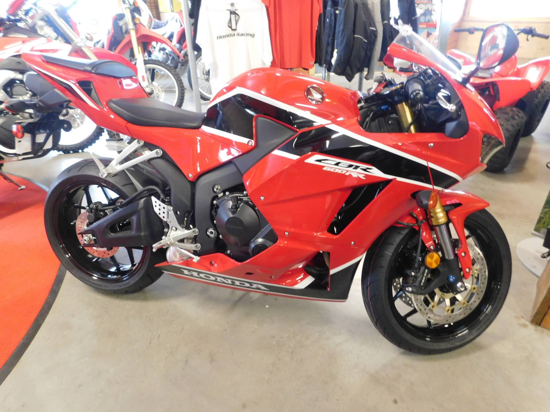 2018 Honda CBR600RR in Sauk Rapids, Minnesota - Photo 1