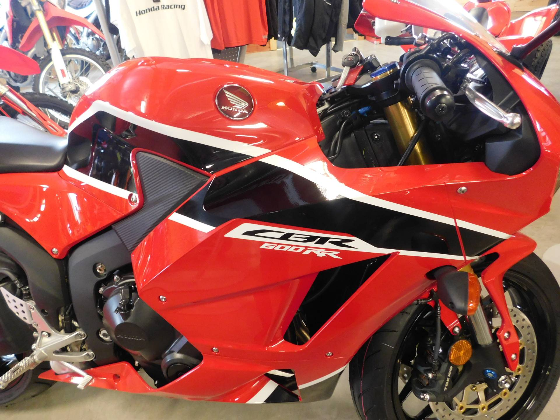 2018 Honda CBR600RR in Sauk Rapids, Minnesota - Photo 3