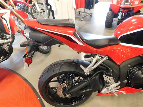 2018 Honda CBR600RR in Sauk Rapids, Minnesota - Photo 4