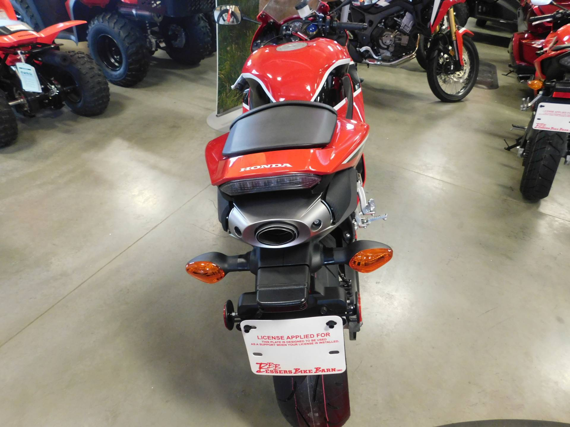 2018 Honda CBR600RR in Sauk Rapids, Minnesota - Photo 5