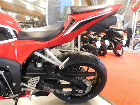 2018 Honda CBR600RR in Sauk Rapids, Minnesota - Photo 8