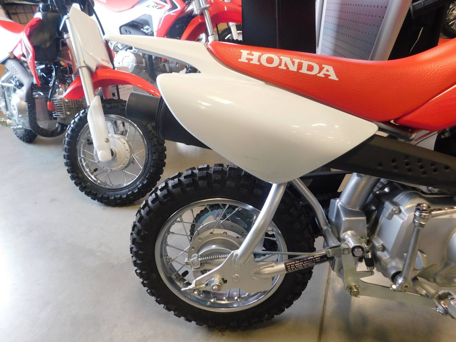 2018 Honda CRF50F in Sauk Rapids, Minnesota