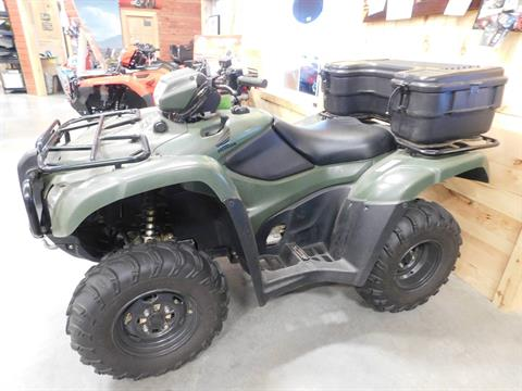 2013 Honda FourTrax® Foreman® 4x4 ES with EPS in Sauk Rapids, Minnesota