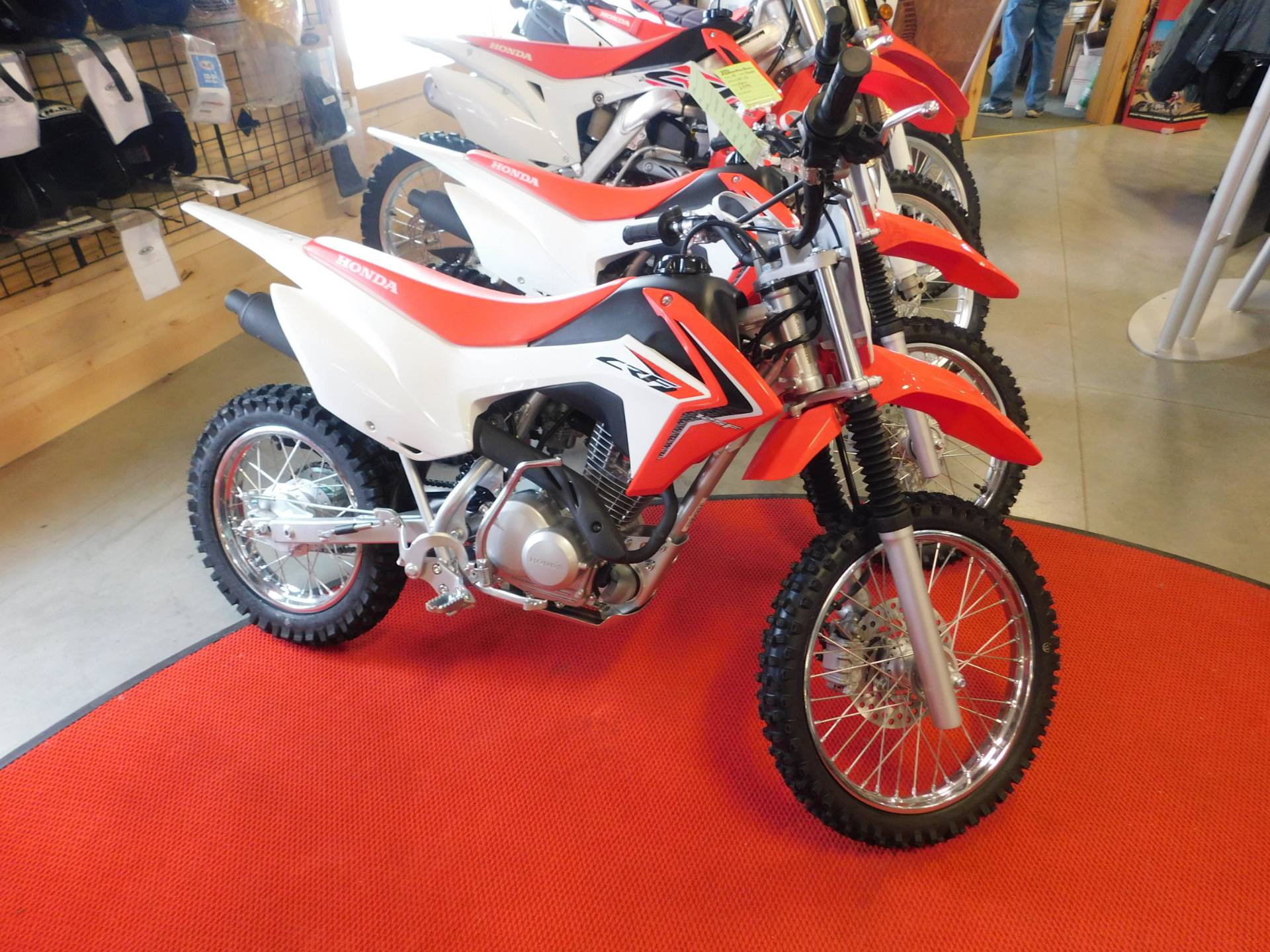 2018 Honda CRF125F in Sauk Rapids, Minnesota