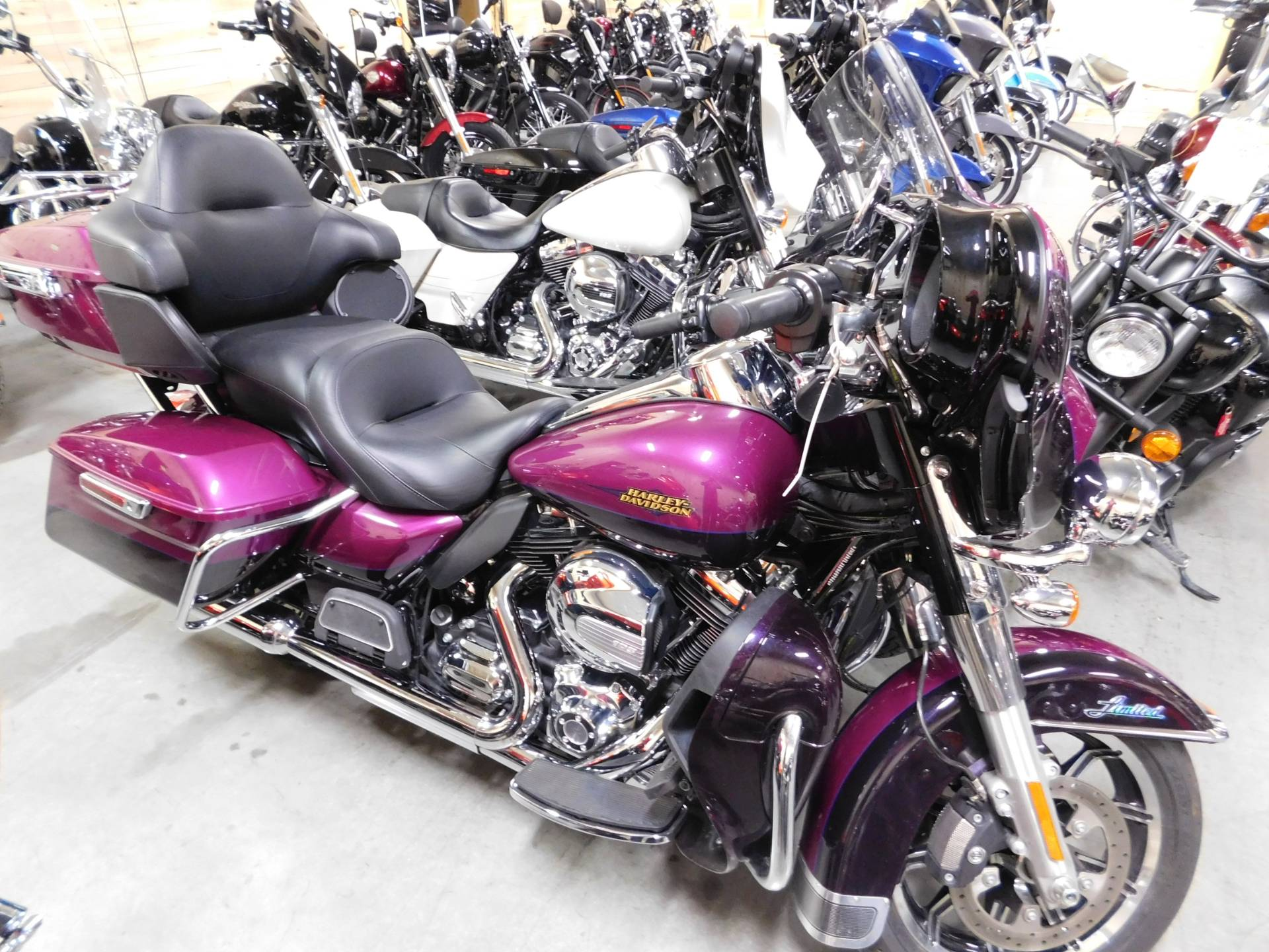 2016 Harley-Davidson Ultra Limited in Sauk Rapids, Minnesota