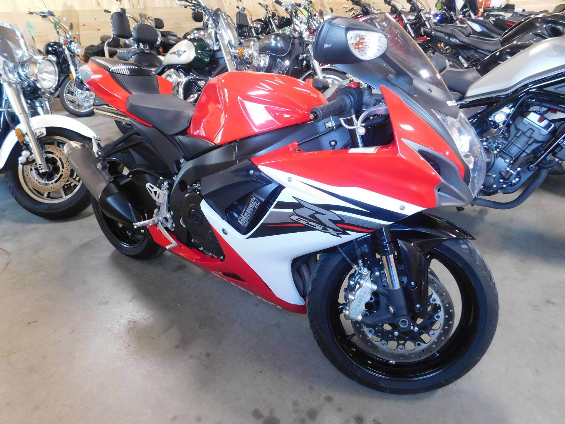 2013 Suzuki GSX-R600™ in Sauk Rapids, Minnesota - Photo 1