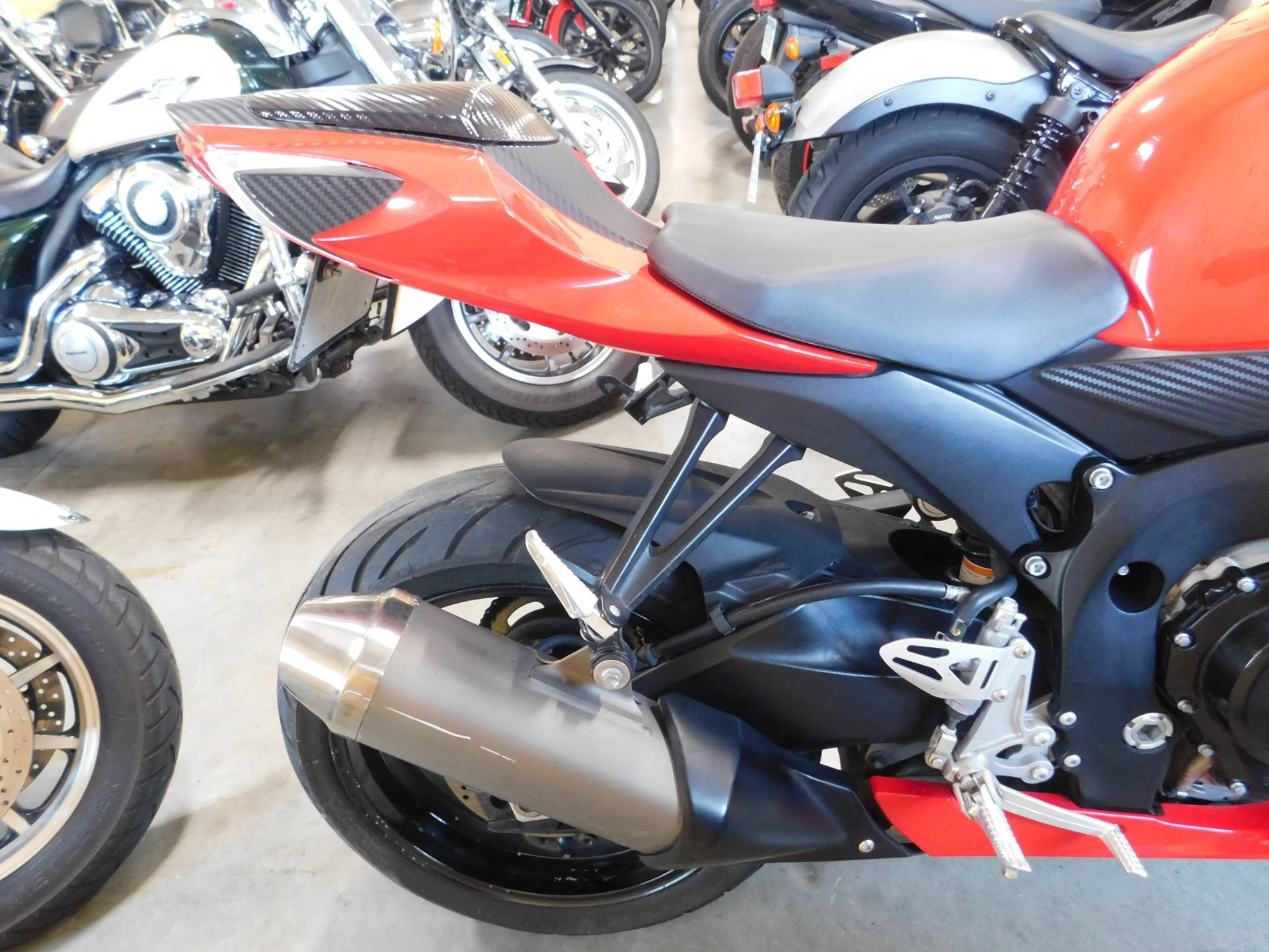 2013 Suzuki GSX-R600™ in Sauk Rapids, Minnesota - Photo 3